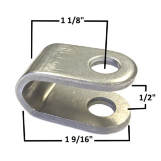 AA-109-A Heim Joint Welded Clevis