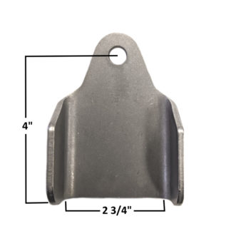 AA-384-A Weld on Shock Bracket