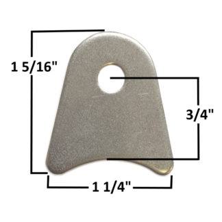 AA-515 Body Tab