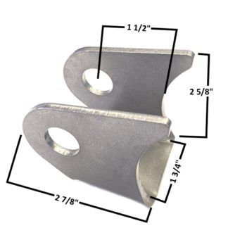 AA-575-A Rear Suspension Mount