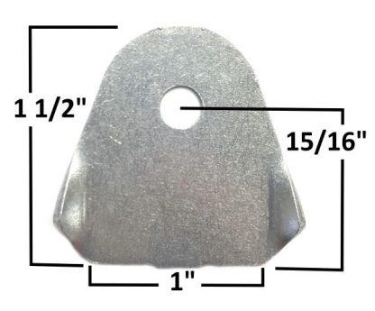 AA-023-A Body Tab