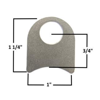 AA-118-B Brake Tab