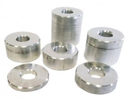 AA-651 Aluminum Spacer Bushings
