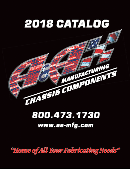 2018 Parts Catalog Cover