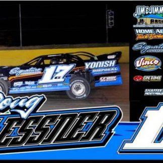 Doug Glessner Race Car