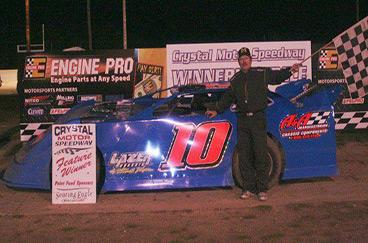 Tom Dusen Racecar