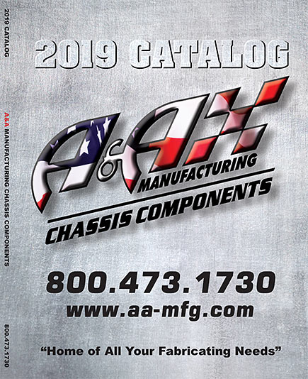 2019 Parts Catalog Cover