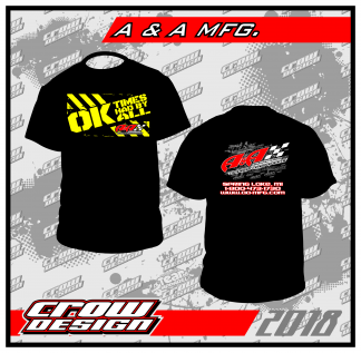 AA-TSHIRT-OK Logo Tshirt