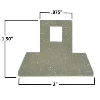AA-665-A Window Net Tab