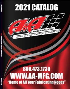 2021 Catalog Cover