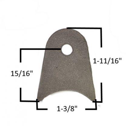 AA-680-A Radius Tab